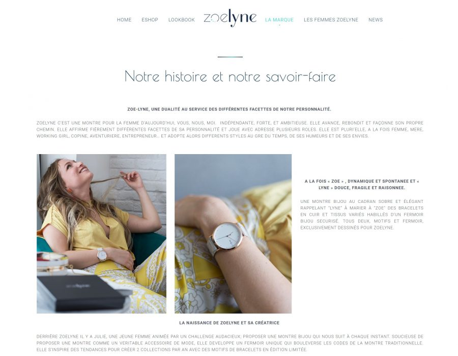 Article site zoelyne